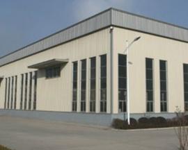钢结构厂房建筑