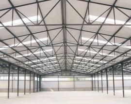 体育馆钢结构工程