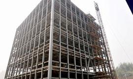 多层建筑钢结构施工