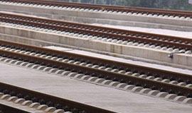 轨道钢结构