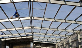广西钢结构施工设计方案